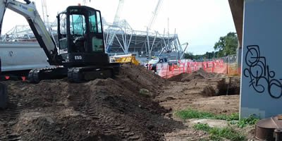 Excavation & Trenching